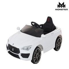 몬스터토이즈 마세라티 콰트로포르테 유아전동차 아이자동차