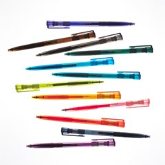 라이프앤피시스 투명젤펜 0.5mm (14종)