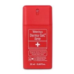 Derma Gel Spray 20ml 상처 스킨케어 치료제 (pt)