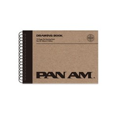 [PANAM] DRAWING BOOK HORIZONTAL TYPE_(1418117)