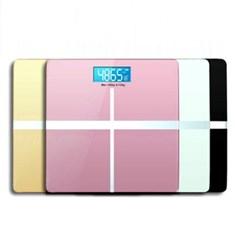 LCD 가정용 몸무게 전자 체중계