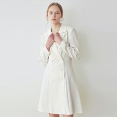 FLARE DOUBLE JACKET OPS_CREAM