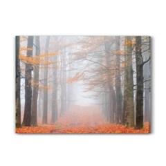 대형 캔버스액자 아침안개 숲 미술관그림 소품