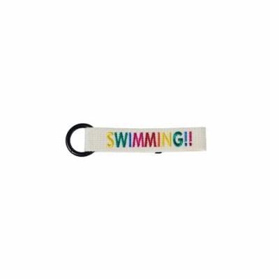 Swimming Key ring