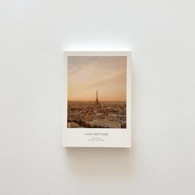 first small postcard_paris