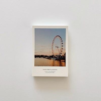 first small postcard_london