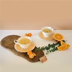 로얄스위트오렌지 커피세트 2(4)p_(1191762)