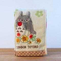 토토로 페이스타올 (욕심쟁이 딸기)_(1910912)