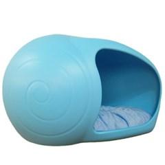 달팽이 Pet House - 블루 (pt)