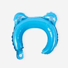 블루 곰돌이 풍선 머리띠