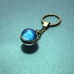 천왕성 URANUS 행성키링 가방고리 열쇠고리