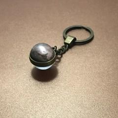 수성 MERCURY 행성키링 가방고리 열쇠고리