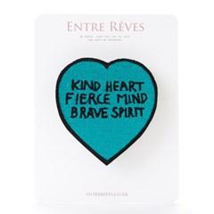 BRAVE HEART PATCH