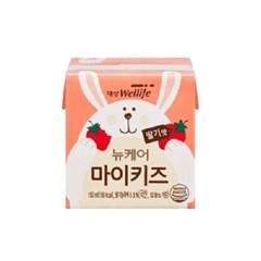 [대상웰라이프]뉴케어 마이키즈 딸기맛(150ml x 24팩)_(1114429)