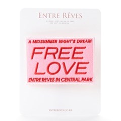 FREE LOVE PATCH