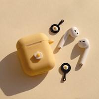달걀프라이 에어팟 실리콘 케이스 (1세대 2세대 호환)