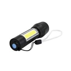 미니 XPE 손전등 COB LED Q5  + 아답타포함_(1911963)