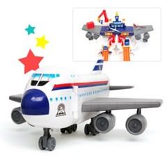 [모터맥스] 보잉 747 변신 공항 놀이세트 (540M78145)