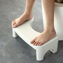 [아토소] 욕실 변기 스툴 유아 발 디딤대 세면대 발판 의자