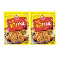[오뚜기] 치킨튀김가루 (1kg)
