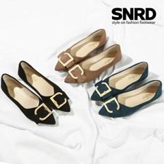 [SNRD]여성구두 신발 여성단화 플랫슈즈 레브EL-T102F_(902890089)