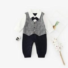 돌핀웨일 베스트정장우주복(60~92cm)