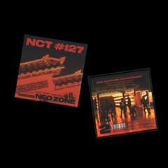 Kit버전/엔시티127 (NCT 127) - 정규 2집 앨범 [NCT #127 Neo Zone]