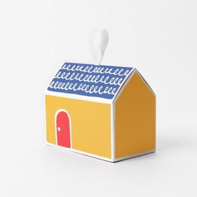 파랑지붕 하우스박스(5개)