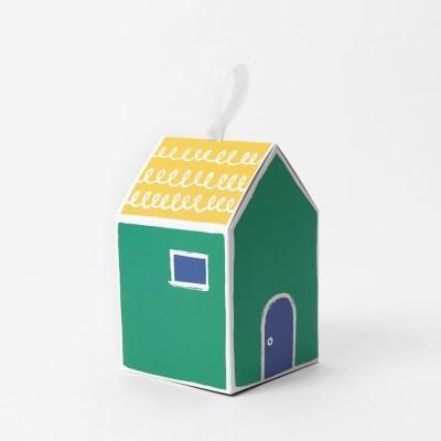 노랑지붕 하우스박스(5개)