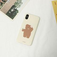 봄이오나곰 210 아이폰/LG 폰케이스&스마트톡