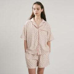 (w) Botanik Garden Short Pajama Set