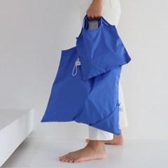 [칼라링백/오션블루] 에코백/시장가방/보조가방 (15종 칼라)