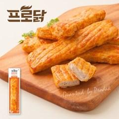 [프로닭] 닭가슴살바 탄두리맛 100g x 16팩 + 칠리소스_(1623257)