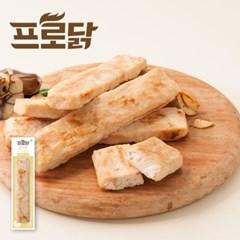 [프로닭] 닭가슴살바 갈릭맛 100g x 16팩 + 칠리소스 11_(1623255)