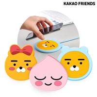 카카오프렌즈 실리콘 무선 충전패드