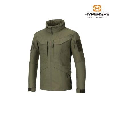 [하이퍼옵스] PANO-Combat Jacket (Solid)_R/Green_(1533370)