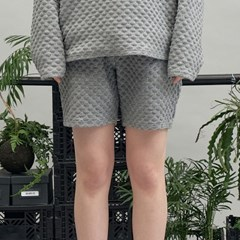 dia pattern shorts (gray)   4/1 예약주문