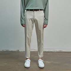 COTTON RELAXED FIT PANTS_CREAM