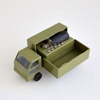 덜튼(DULTON.CO) MINICAR 툴 키트 - 드라이버 공구세트