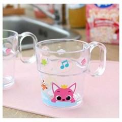 핑크퐁 도트치카컵