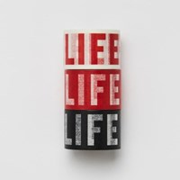LIFE LOGO MASKING TAPE_30mm_(1539678)