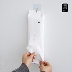 [생활공작소] 정전기 청소포 60매 x 5개_(1042595)