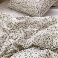 Spring Flower Bedding Cover
