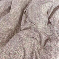 Violet Flower Bedding Cover