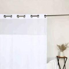 [Awesome] 아가토스 호텔식 샤워커튼