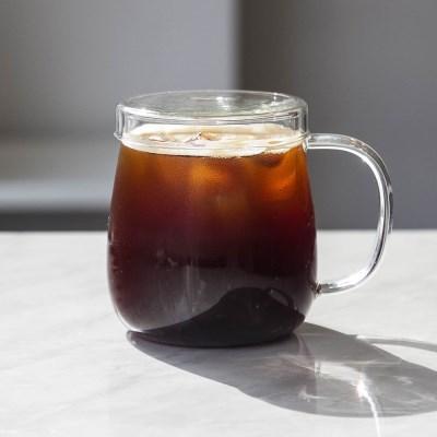 Ligero 내열 뚜껑 Pot Mug 400ml (2p 4p)