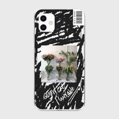 [젤리]Painting Flower_Black