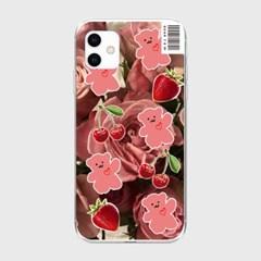 [젤리]Cutie Flower_Red