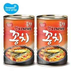 동원 김치찌개용 꽁치 400g×2캔_(11801956)