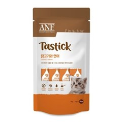 ANF Tastick 닭고기-연어 14g-4개 (bn)
